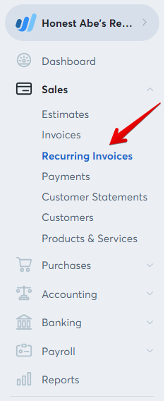 How To Handle Invoice Deposits Or Prepayments Help Center - Quickbooks invoice installments