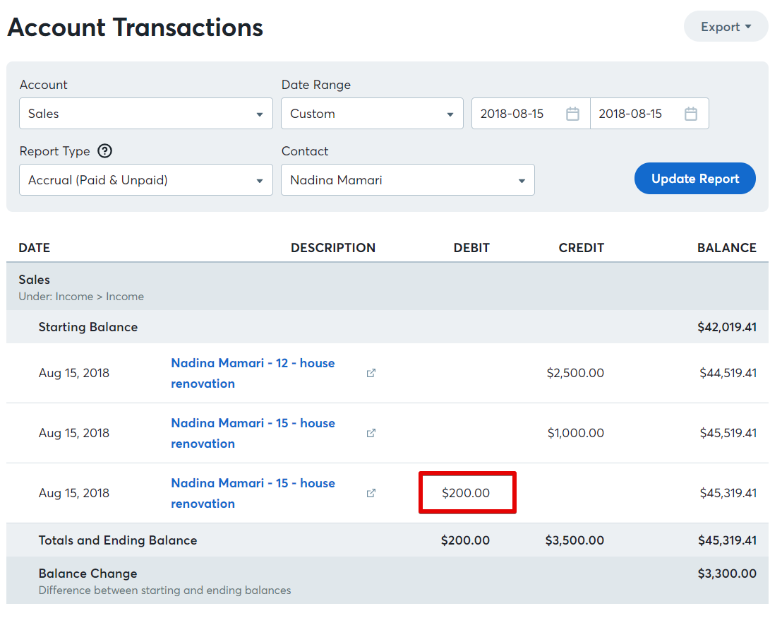 how to show a discount on an invoice help center