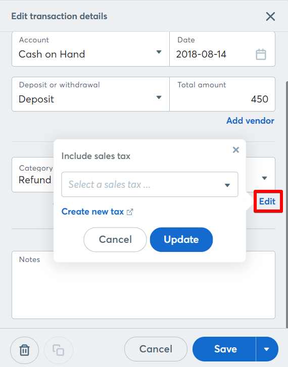 Accounting made easy – Help Center