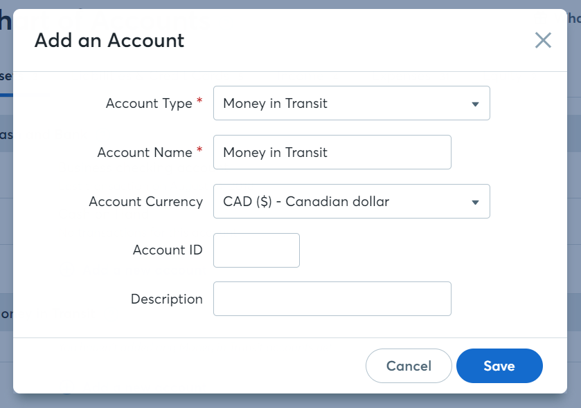 recording check payments in transit help center