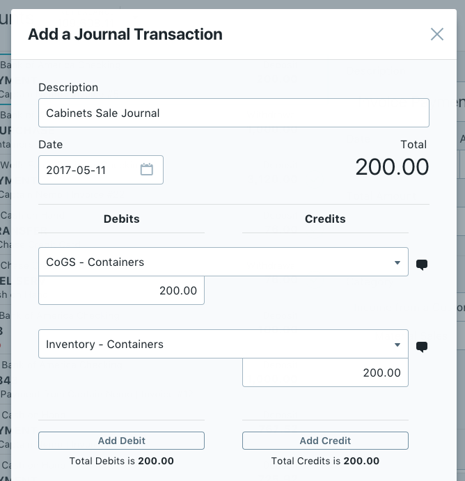 Simple Inventory entry tracking in Wave Help Center – Hand Delivery Receipt